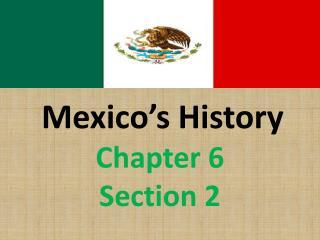 Mexico's History