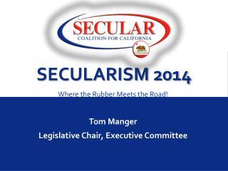 Secularism 2014