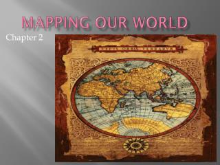 Mapping our world