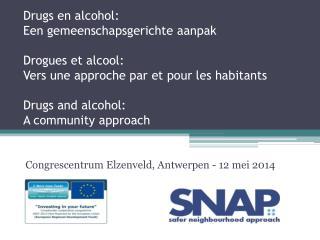 Congrescentrum Elzenveld, Antwerpen - 12 mei 2014