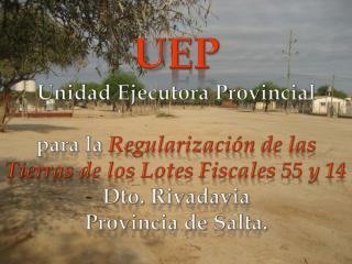 UBICACI�N DE LOS LOTES FISCALES  55 Y 14