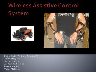 Wireless Assistive Control System