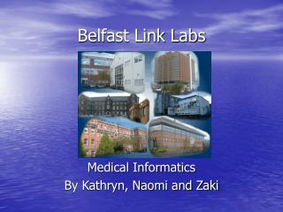 Belfast Link Labs