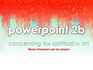 powerpoint  2b