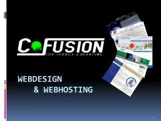 Webdesign & Webhosting