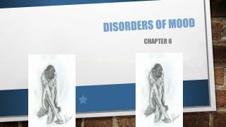 Disorders of Mood