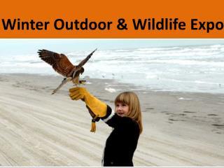Winter  Outdoor  & Wildlife Expo