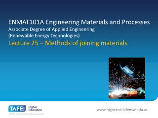 Methods of joining materials
