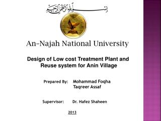 An– Najah  National University