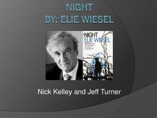NIGHT by:  eliE wiesel