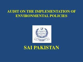 Environmental training upon environmental awareness