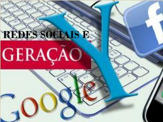 REDES SOCIAIS E