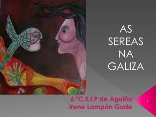 6.ºC.E.I.P de  Aguiño Irene Lampón Gude
