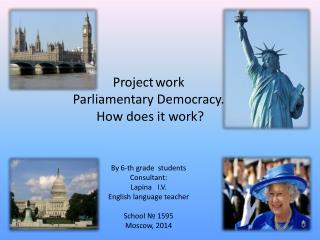What does the word  « democracy »  mean ?