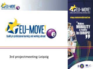 3rd projectmeeting-Leipzig