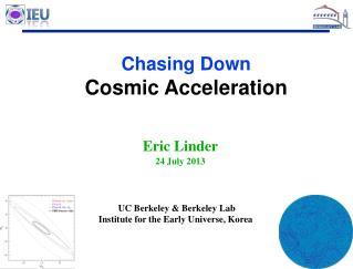 Eric Linder  24 July 2013