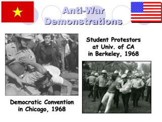 Democratic Convention in Chicago, 1968