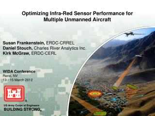Optimizing Infra-Red Sensor Performance for Multiple Unmanned Aircraft