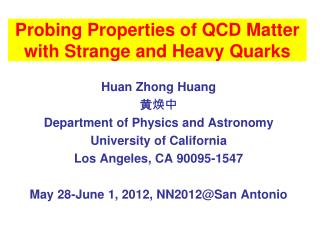 Probing Properties of QCD Matter with Strange and Heavy Quarks