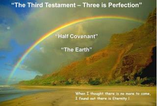 """""""The Third Testament – Three is Perfection"""""""