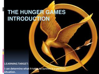 The Hunger Games Introduction