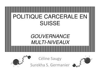 Céline  Saugy Surekha S. Germanier