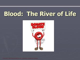 Blood:  The River of Life