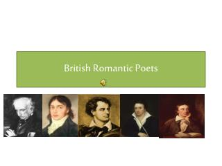 British Romantic Poets