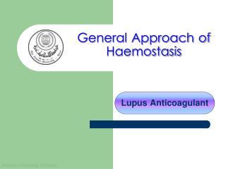 Lupus Anticoagulant