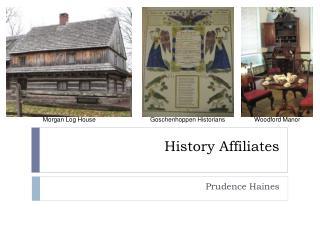History Affiliates