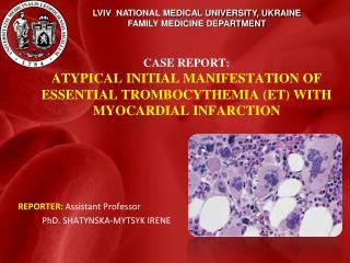 LVIV  NATIONAL MEDICAL UNIVERSITY, UKRAINE FAMILY MEDICINE DEPARTMENT