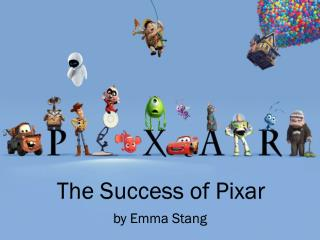 The Success of Pixar