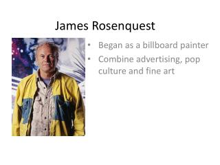 James  Rosenquest
