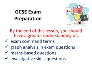 GCSE Exam Preparation