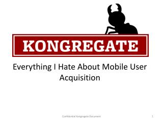 Everything I Hate About Mobile User Acquisition