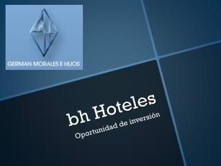 b h Hoteles