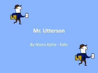 Mr.  Utterson