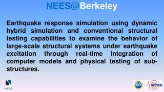 NEES@ Berkeley