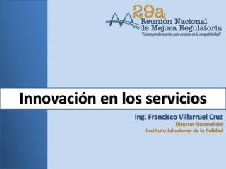 Innovación en los servicios
