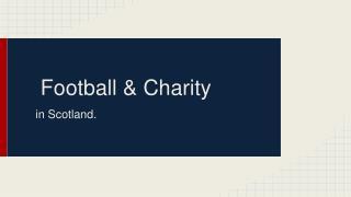 Football & Charity