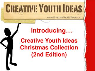 Creative Youth Ideas - Christmas Collection