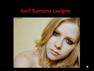 Avril R amona Lavigne