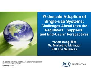 Challenges - Risks of Single-use Systems