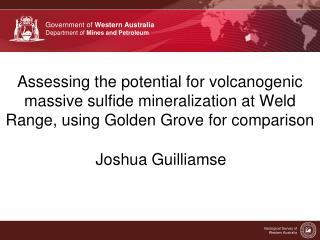 Joshua Guilliamse