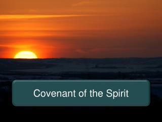 The Spirit Invitation