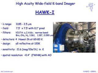 High Acuity Wide-field K-band Imager