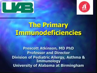 The Primary Immunodeficiencies