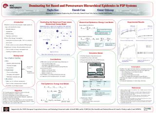 Dominating Set Based and Power-aware Hierarchical Epidemics in P2P Systems