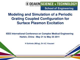 IEEE International Conference on Complex Medical Engineering