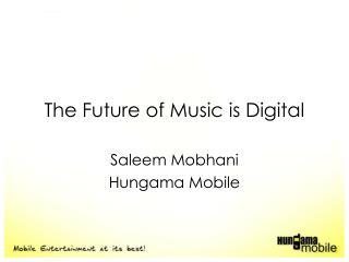 Saleem Mobhani